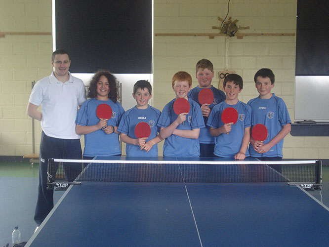 Table Tennis 2012